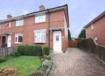 Thumbnail 2 bedroom end terrace house for sale in Huntington Road, York