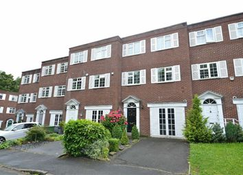 Thumbnail 4 bed town house to rent in Briarwood, Wilmslow, Cheshire