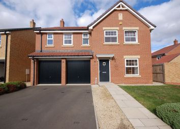 Thumbnail 5 bed detached house for sale in Corver Way, Benton, Newcastle Upon Tyne