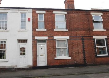 Thumbnail 3 bed terraced house to rent in Pearson Street, Netherfield, Nottingham