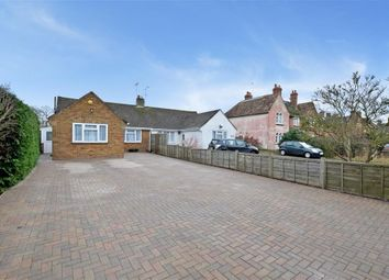 Thumbnail 3 bed semi-detached bungalow for sale in Station Road, Pluckley, Ashford, Kent