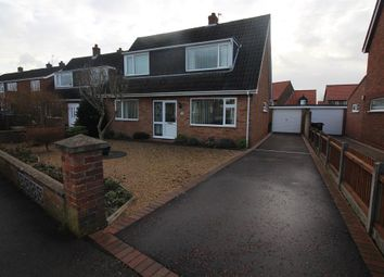 Thumbnail 3 bedroom detached house for sale in Marlingford Way, Easton, Norwich