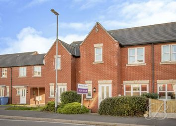 Thumbnail 3 bed town house for sale in Lawrence Avenue, Mansfield Woodhouse, Mansfield