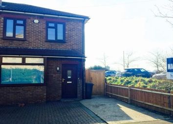 Thumbnail 3 bed end terrace house to rent in Church Path, Gosport