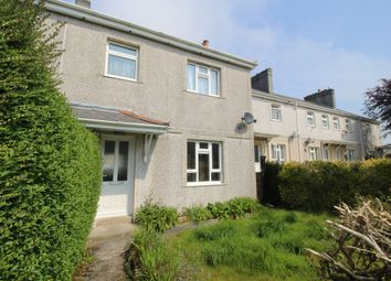Thumbnail 3 bed semi-detached house for sale in Close Hill, Redruth