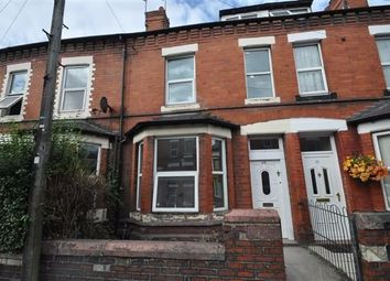 Thumbnail 5 bedroom terraced house to rent in Ermine Road, Hoole, Chester