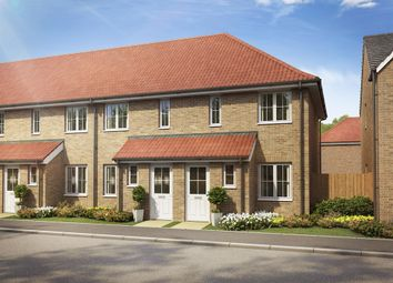 """Thumbnail 2 bed terraced house for sale in """"The Alnwick"""" at Dorman Avenue North, Aylesham, Canterbury"""