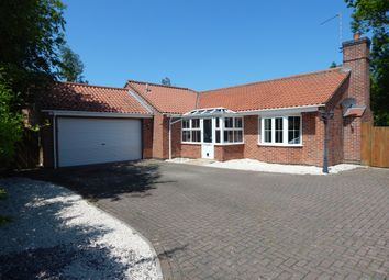 Thumbnail 3 bed detached bungalow for sale in Mill Road, Shadingfield, Beccles