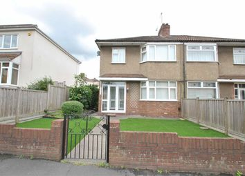 Thumbnail 3 bedroom semi-detached house for sale in Wootton Road, St Annes, Bristol