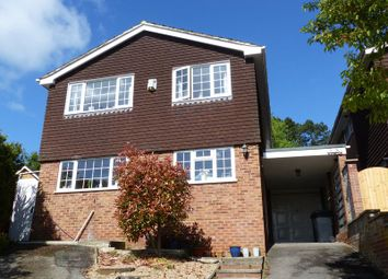Thumbnail 4 bed detached house to rent in Wing Close, Marlow