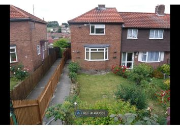 Thumbnail 3 bed end terrace house to rent in St. Williams Way, Rochester