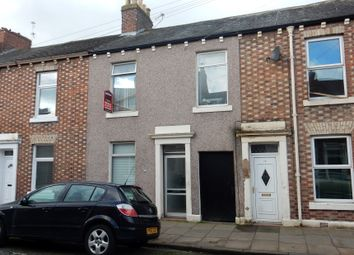 Thumbnail 2 bed terraced house for sale in 40 Cumberland Street, Denton Holme, Carlisle, Cumbria