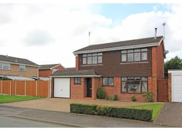 Thumbnail 4 bed detached house for sale in Brickbridge Lane, Wombourne, Wolverhampton