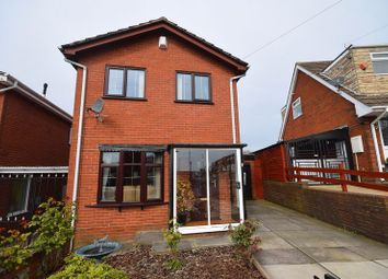 Thumbnail 3 bed detached house for sale in Eros Crescent, Birches Head, Stoke-On-Trent