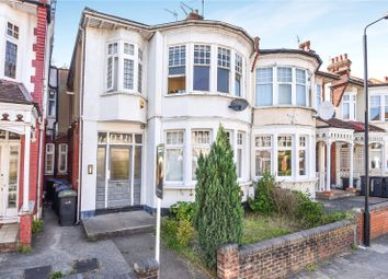 Thumbnail 1 bed flat for sale in Burford Gardens, Palmers Green, London