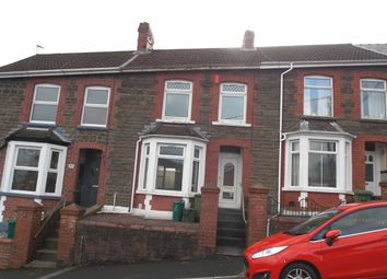 Thumbnail 3 bed terraced house for sale in Mound Road, Maesycoed, Pontypridd
