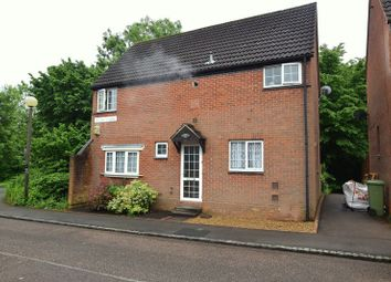 Thumbnail 3 bed detached house for sale in France Furlong, Great Linford, Milton Keynes