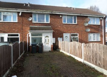 Thumbnail 2 bed town house for sale in Hamberley Court, Winson Green