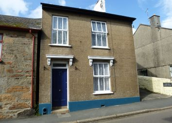 Thumbnail 3 bed semi-detached house for sale in Fore Street, Marazion