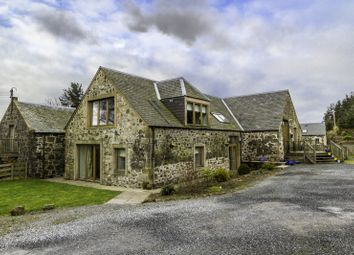 Thumbnail 5 bed farmhouse for sale in Steading, Candy, Glenfarg, Perthshire