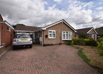 Thumbnail 3 bed detached bungalow for sale in Braddon Road, Loughborough
