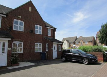 Thumbnail 3 bed detached house to rent in Butterbur Gardens, Bicester