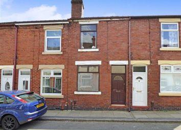 Thumbnail 2 bedroom terraced house for sale in Samuel Street, Packmoor, Stoke-On-Trent