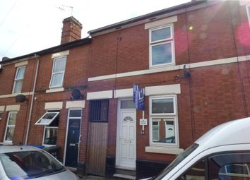 Thumbnail 2 bedroom property for sale in Moss Street, Derby, Derbyshire