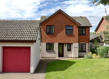 Thumbnail 3 bed detached house for sale in Inglewood Close, High Harrington, Workington