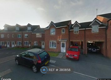 Thumbnail 4 bed end terrace house to rent in Barker Round Way, Burton-On-Trent
