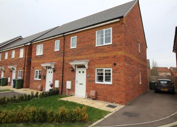 3 bed semi-detached house for sale in Pattens Close, Whittlesey, Peterborough PE7