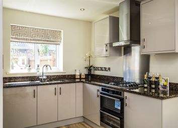 Thumbnail 1 bed flat for sale in Welby Road, Hall Green, Birmingham