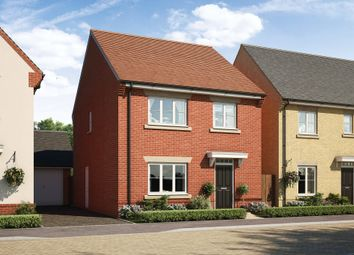 Thumbnail 4 bed detached house for sale in Queen's Avenue, Aldershot, Hampshire