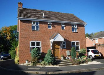 Thumbnail 4 bed detached house for sale in Bronte Drive, Ledbury, Herefordshire