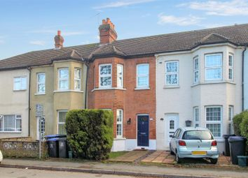 2 bed terraced house for sale in Boundary Road, Woking GU21