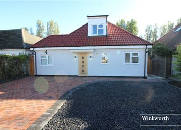 Thumbnail 4 bed detached bungalow to rent in Whitehouse Avenue, Borehamwood, Hertfordshire
