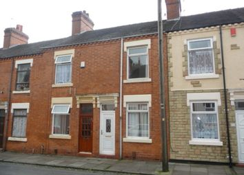 Thumbnail 2 bedroom terraced house for sale in Salisbury Street, Tunstall, Stoke-On-Trent