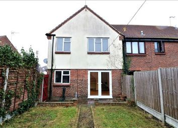 Thumbnail 2 bed end terrace house to rent in Charlotte Place, West Thurrock, Grays