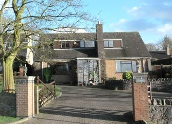 Thumbnail 4 bed detached bungalow for sale in Frolesworth Road, Ullesthorpe, Lutterworth
