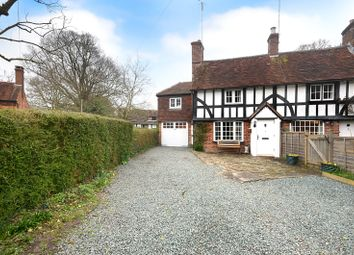 Thumbnail 2 bed end terrace house for sale in Rectory Lane, Charlwood, Surrey
