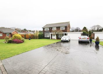 Thumbnail 4 bed detached house for sale in Haydock Park Gardens, Newton-Le-Willows