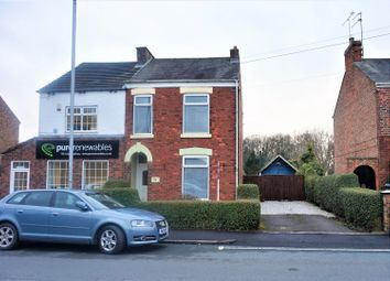 Thumbnail 2 bed detached house for sale in New Village Road, Cottingham