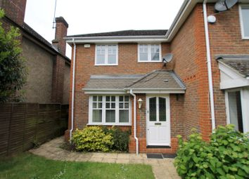 Thumbnail 3 bedroom end terrace house to rent in Hawthorn Terrace, Brooklands Road, Weybridge