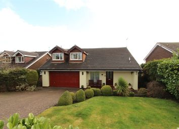 Thumbnail 4 bed detached house for sale in Tor Avenue, Greenmount, Bury, Lancashire