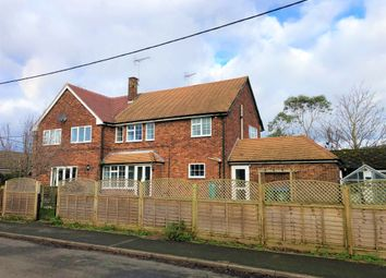Thumbnail 3 bed semi-detached house to rent in Nelson Road, Dagnall