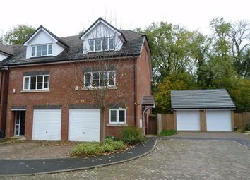 Thumbnail 3 bedroom semi-detached house to rent in Martin Cooper Close, Caversham, Reading