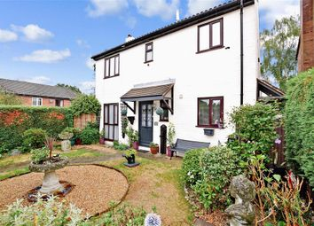 Thumbnail 4 bed detached house for sale in Marston Close, Walderslade, Chatham, Kent