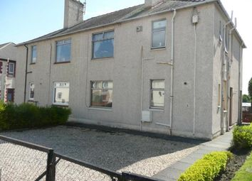 Thumbnail 2 bed flat to rent in Irvine Road, Crosshouse, Kilmarnock