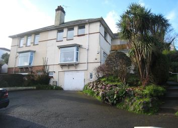 Thumbnail 3 bed flat for sale in Dartmouth Road, Paignton, Devon