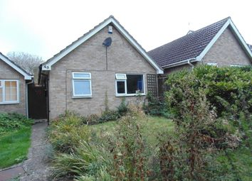 Thumbnail 2 bed detached bungalow to rent in The Banks, Wellingborough